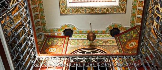 Tourisme de luxe sejourner dans une villa a Marrakech